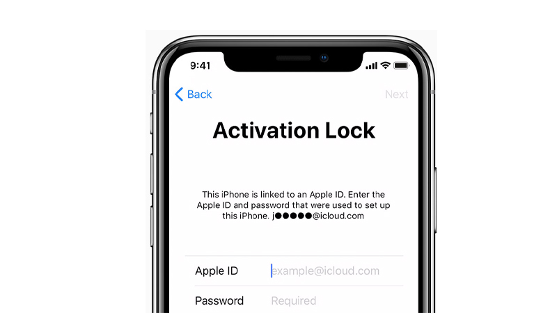نحوه پیدا و قفل کردن گوشیهای اپل از طریق آیکلود