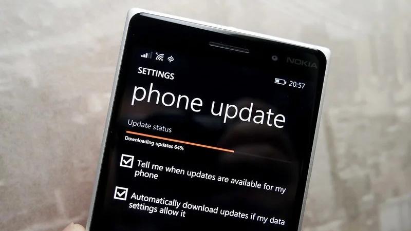 آیا واجب است گوشی موبایل را آپدیت کنیم؟